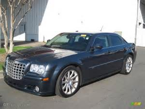 Chrysler 300 Blue 2008 Steel Blue Metallic Chrysler 300 C Srt8 46870041