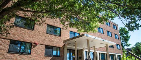 uwec housing oak ridge hall university of wisconsin eau claire