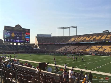 bank sections tcf bank stadium section 138 minnesota football