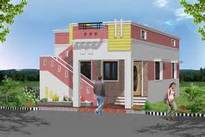 Single Floor House Plans In Tamilnadu 1bhk Model Home Plan In Tamil Nadu Studio Design Gallery Best Design