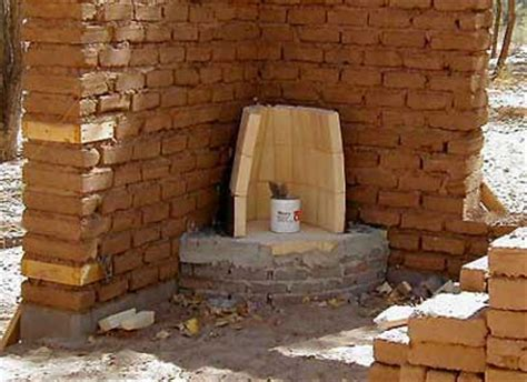 starting to build the kiva fireplace homes