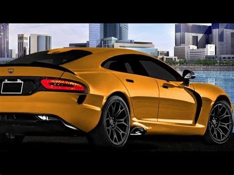 2019 Dodge Viper Acr by 8 4l V10 Srt Sedan 2018 2019 Viper Srt Acr Sedan