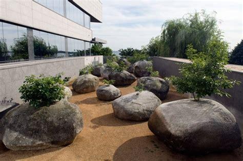 imagenes de jardines adornados con piedras jardin de piedras andy goldsworthy aryse