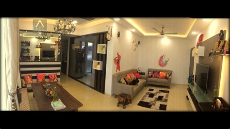 home interior design for 2bhk 2 bhk flat interior design for mr nilesh awate excel constructions interior designers youtube