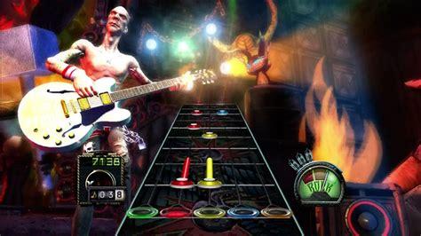 tutorial guitar hero 3 xbox 360 guitar hero iii legends of rock screenshots for xbox 360