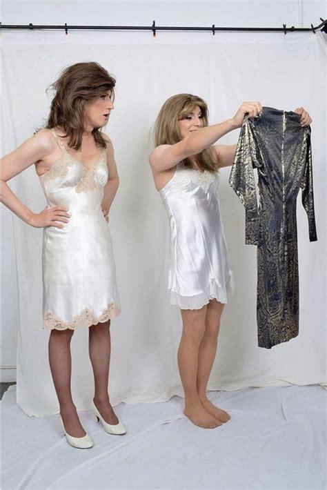 femme husbands pics femme dressing double the pleasure pinterest