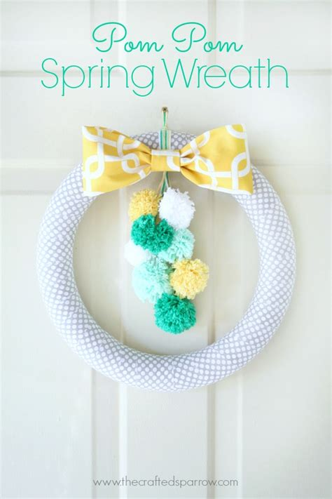 Easter Pottery Barn Top 50 Diy Spring Wreaths I Heart Nap Time