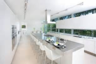 modern kitchen island with seating white kitchens delo design