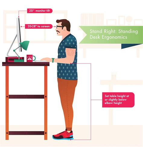 ergonomic benefits of standing desk standing desk ergonomics benefits adjustable the best