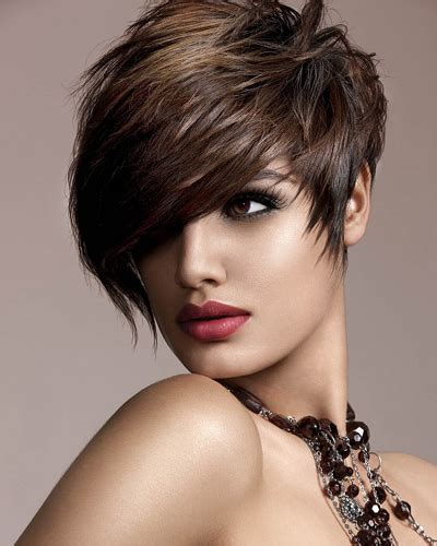 brunette hairstyles with bangs 2014 20 fantastic short hairstyles for women pretty designs
