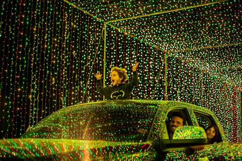 christmas light drive by phoenix top 5 events nightlife