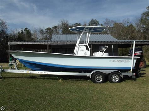 used blazer bay boats for sale boats - Bay Boats Used