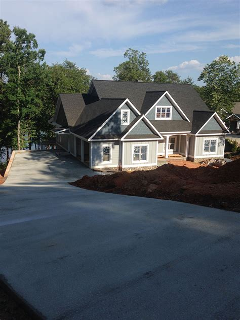 craftsman style house plans with walkout basement craftsman style lake house plan with walkout basement lake house luxamcc