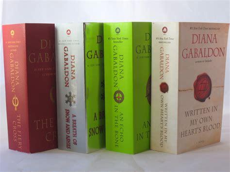 diana gabaldon outlander series 8 book set 1 8 diana gabaldon s outlander novels books 5 8 in the series