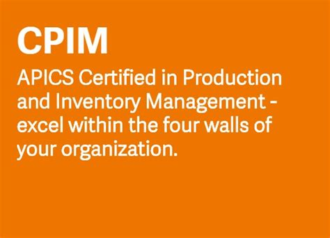Mba In Supply Chain Management Utep by Home Apics Elpaso Org
