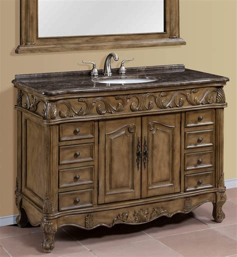 48 inch bathroom vanity top 48 inch single sink bathroom vanity with marble top