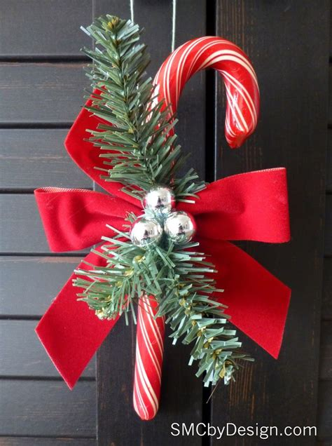 413 best creating with candy canes images on pinterest