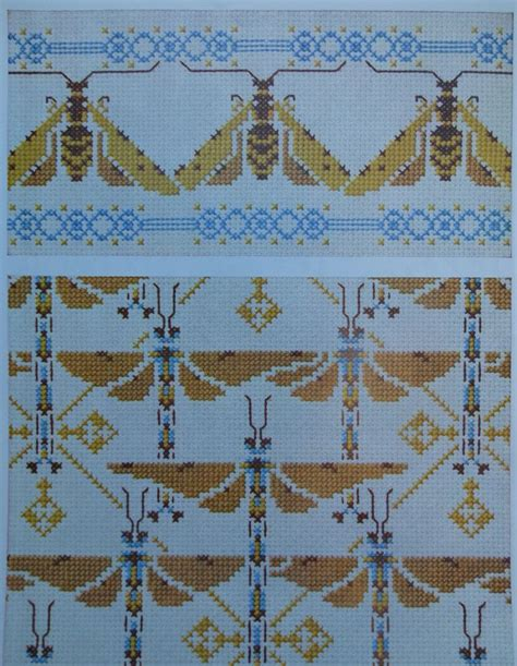 antique pattern library cross stitch 1000 images about art nouveau embroidery on pinterest