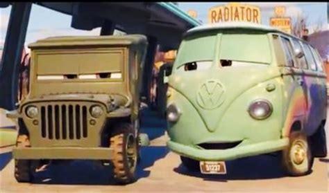 cars sarge and fillmore cars 3 sarge and fillmore by ozonatx lion82102 on deviantart