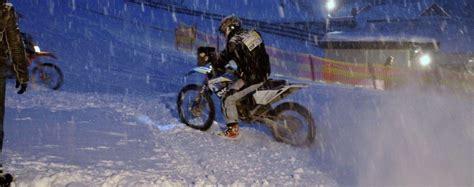 Motorrad Fahren Bei Schnee motorradfahren bei schnee motorrad news