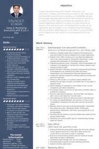 oum document templates controller resume sles visualcv resume sles database
