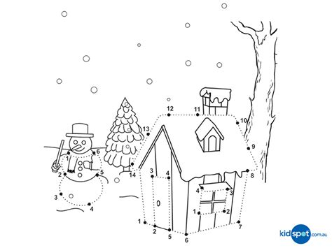 free printable dot to dot winter free coloring pages of 1000 dot to dot
