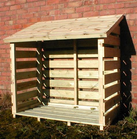 log store small garden shed   log shed wood