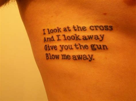 tattoo lyric cost 73 best images about tats on pinterest first tattoo the