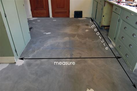 the kitchen floor finished laying vct tile the art of