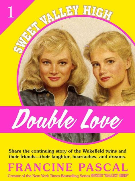 Serial Sweet Valley High Francine Pascal sweet valley high series 1 by francine pascal paperback barnes noble 174