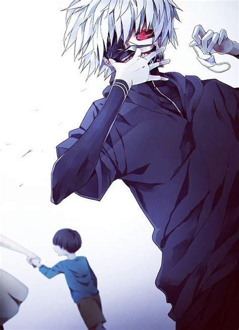 Jaket World Kaneki Ken Tokyo Ghoul kaneki ken tokyo ghoul anime chibi