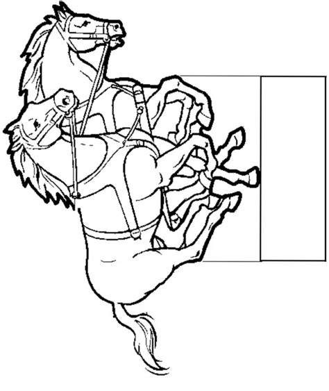 chariot template elijah and the chariot of coloring page coloring pages