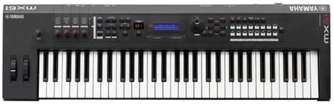 Update Keyboard Yamaha namm update the yamaha mx49 mx61 workstation keyboards synthtopia