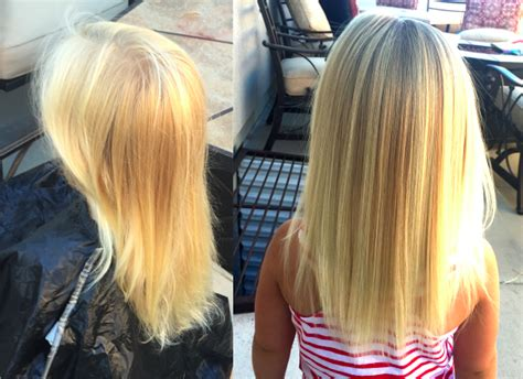 can you do keratin on bleached