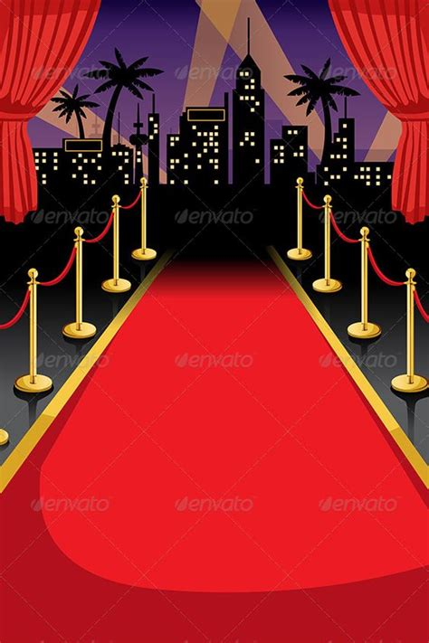 hollywood theme ringtone download free red carpet invitation template free google search