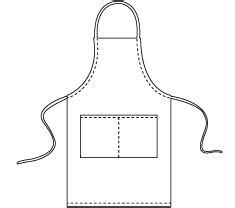 apron design template apron ape do screen printing