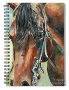 Brown Horse Head Painting By Maria S Watercolor