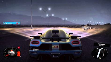 koenigsegg crew the crew koenigsegg agera r full stock vs perf lvl 1200