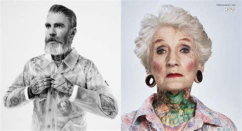 the prickly history of tattooing in america huffpost 28 tattooed seniors show you how your tattooed self will