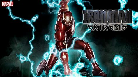 iron man extremis uk