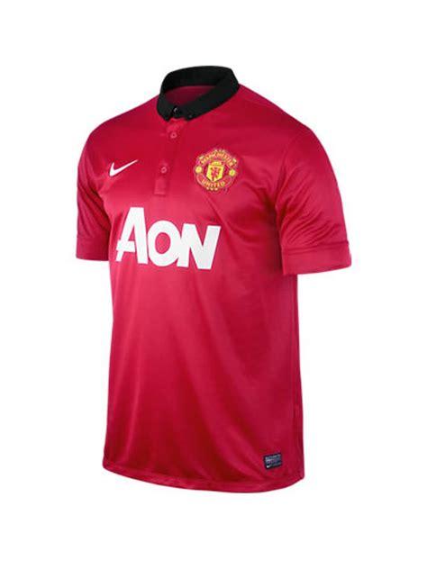Jersey Mu Aon Blue nike manchester united jersey 2013 2014 youth soccer magic plus