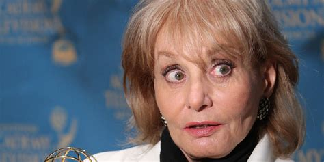 Barbara Walters Has A New by Joan Rivers Reveals Which President Barbara Walters Said