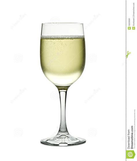 foto bicchieri di vino bicchiere di vino con vino bianco scintillante concetto