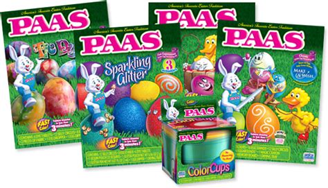 easter egg coloring kit free paas easter egg decorating kit at cvs