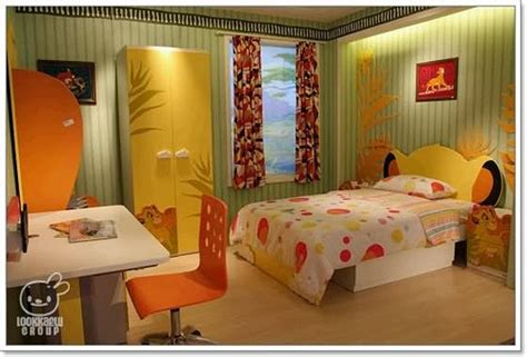Disney Food Travel Lion King Bedroom