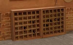 How To Make A Wine Rack In A Kitchen Cabinet How To Build A Wine Rack