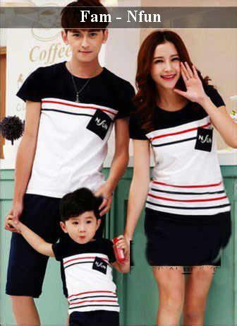 Reseller Baju Family baju keluarga nfun harga 120rb reseller 100rb grosir baju ter murah ter besar se