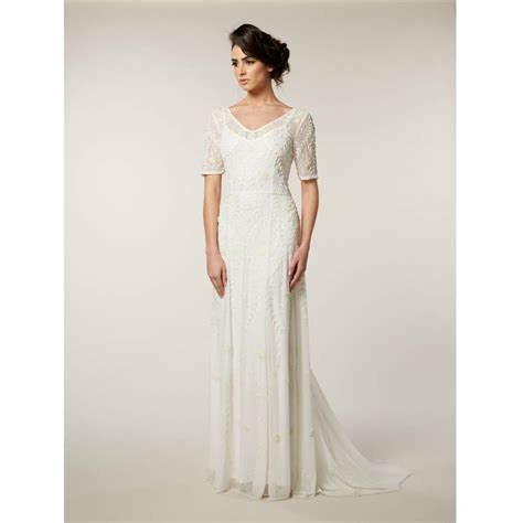 Dress Wanita Original Raindoz 007 ivory wedding dress by raishma notonthehighstreet