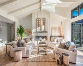 rustic modern living room style design southern