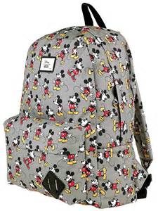 buy vans skool ii disney backpack blue tomato